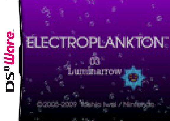 Electroplankton Luminarrow