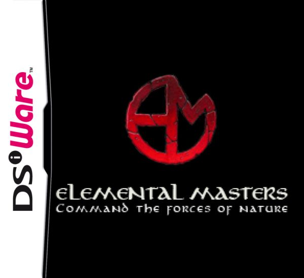 Elemental Masters Cover Artwork
