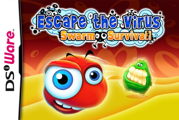 Escape the Virus: Swarm Survival
