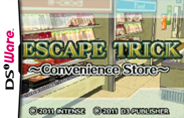 Escape Trick: Convenience Store Cover Artwork