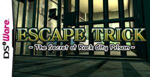 Escape Trick: The Secret of Rock City Prison