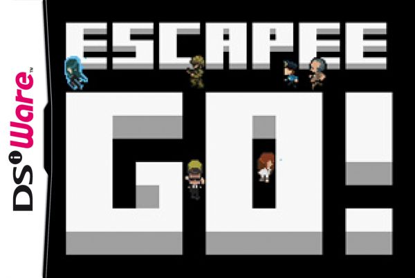 Escapee GO! Cover Artwork