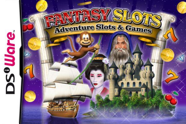 Fantasy Slots: Adventure Slots and Games Cover Artwork