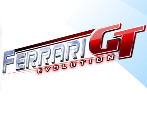 Ferrari GT Evolution Cover Artwork
