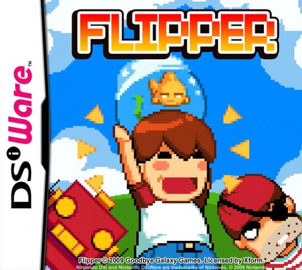 Flipper Cover Artwork