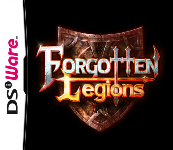 Forgotten Legions Cover Artwork