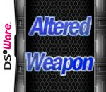 G.G Series ALTERED WEAPON