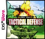 Glory Days - Tactical Defense Cover (Click to enlarge)