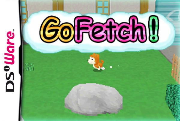 Go Fetch! Cover Artwork