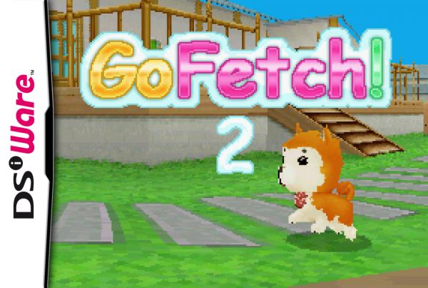 Go Fetch! 2 Cover Artwork