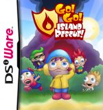 Go! Go! Island Rescue! Cover (Click to enlarge)