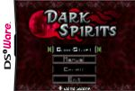 GO Series: Dark Spirits Cover (Click to enlarge)
