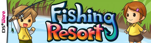 GO Series: Fishing Resort Cover Artwork