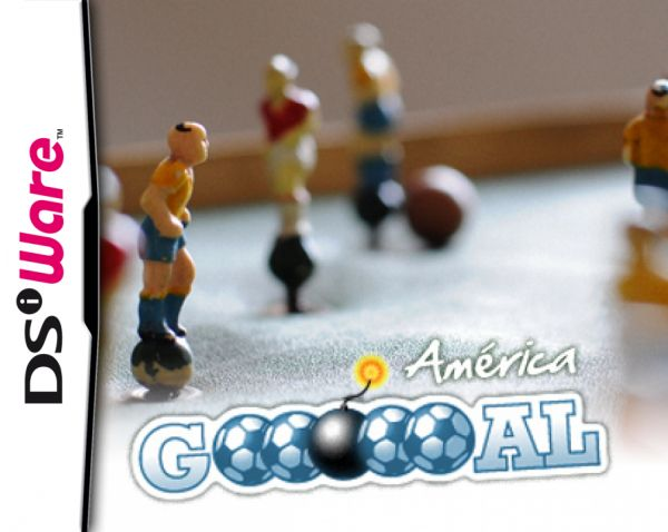 Goooooal América Cover Artwork