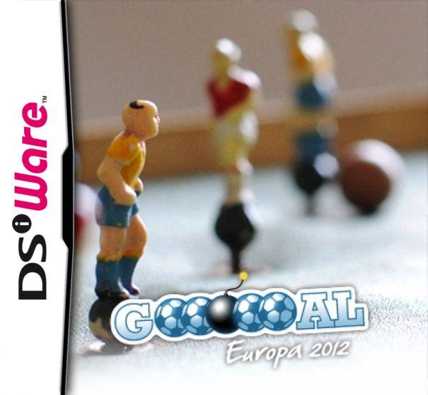 Goooooal Europa 2012 Cover Artwork