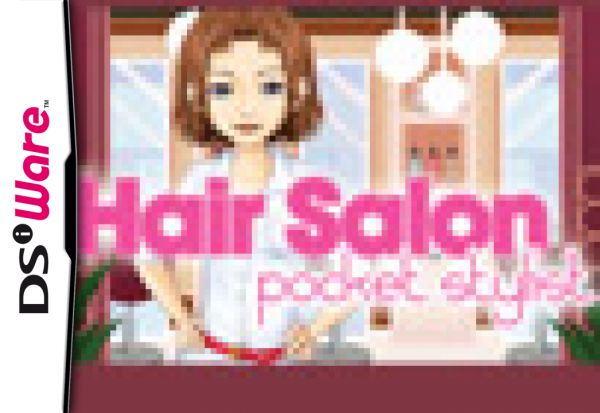 Hair Salon: Pocket Stylist Cover Artwork