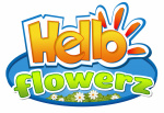 Hello Flowerz Cover (Click to enlarge)