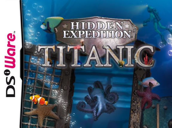Hidden Expedition Titanic