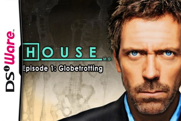 House, M.D. - Episode 1: Globetrotting Cover Artwork