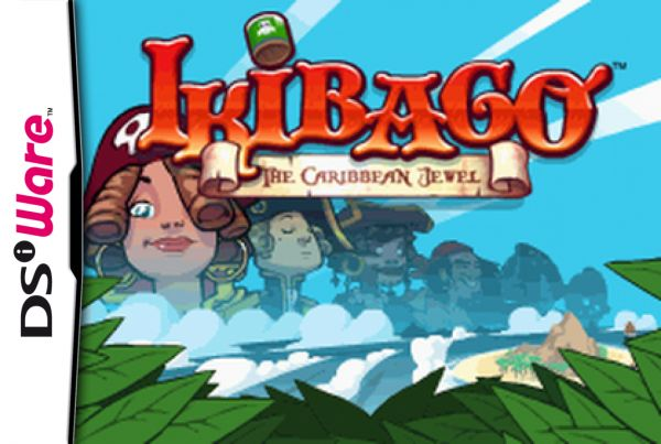 Ikibago Cover Artwork