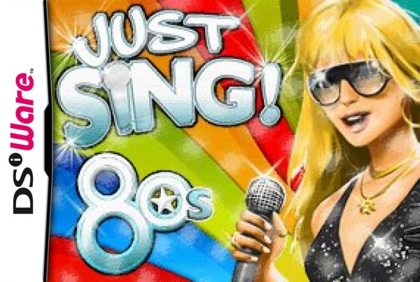 Just Sing! 80s Collection Cover Artwork