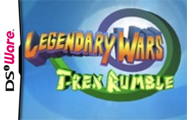 Legendary Wars: T-Rex Rumble Cover Artwork