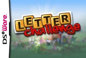 Letter Challenge