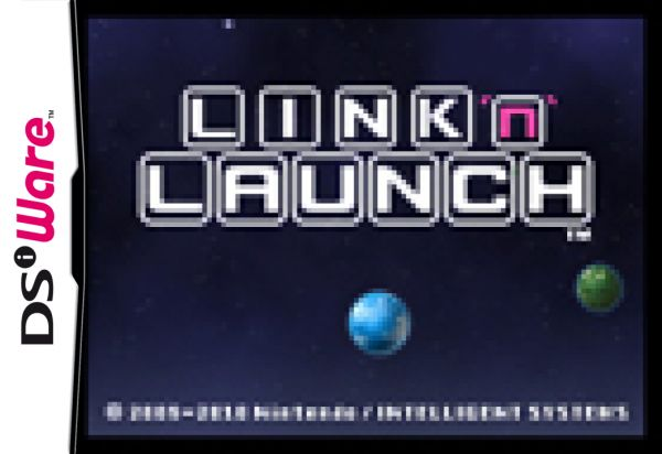 Link 'n' Launch Cover Artwork