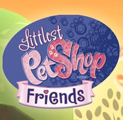 Littlest Pet Shop Cover Artwork