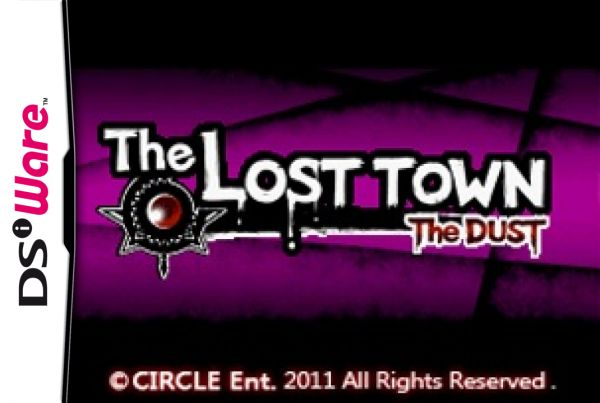 The Lost Town - The Dust Cover Artwork