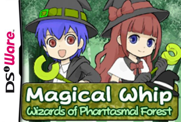 Magical Whip: Wizards of the Phantasmal Forest Cover Artwork