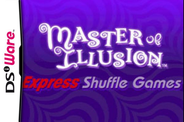 Master of Illusion Express: Shuffle Games Cover Artwork