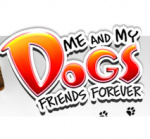 Me and My Dogs: Friends Forever Cover (Click to enlarge)