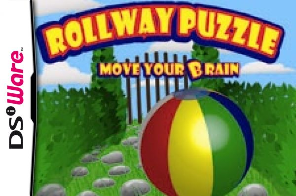 Move Your Brain: Rollway Puzzle Cover Artwork