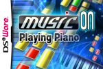 Music On: Playing Piano Cover (Click to enlarge)