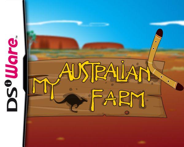 My Australian Farm Cover Artwork