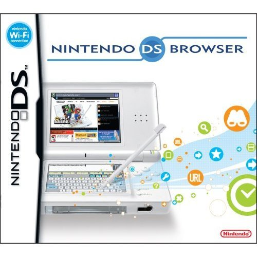 Nintendo DSi Browser Cover Artwork