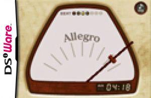 Nintendo DSi Metronome