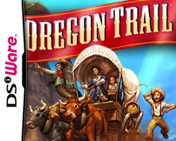 The Oregon Trail Cover Artwork