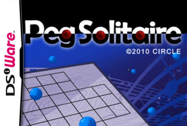 Peg Solitaire Cover Artwork