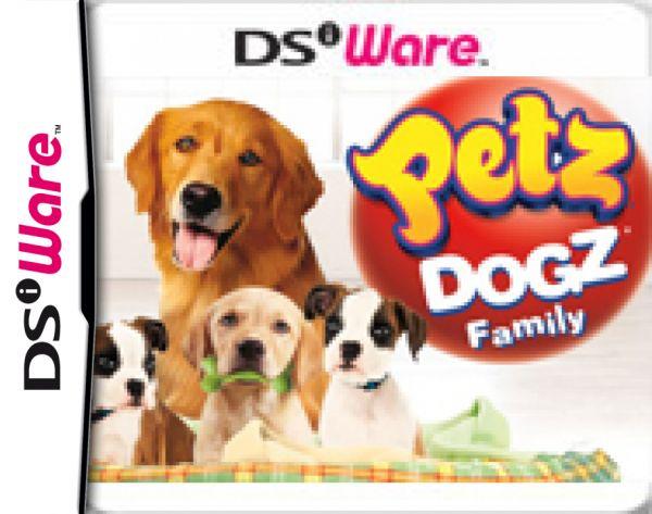 Petz Dogz Family Cover Artwork