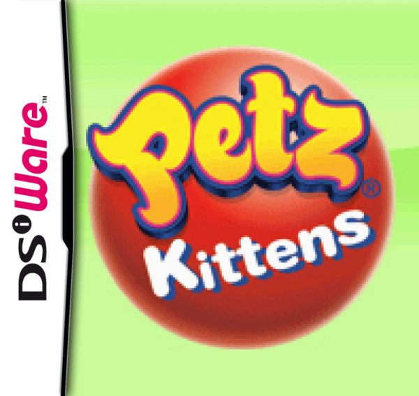 Petz Kittens Cover Artwork