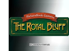PictureBook Games: The Royal Bluff Cover Artwork
