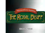 PictureBook Games: The Royal Bluff Cover (Click to enlarge)