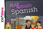 Play & Learn Spanish Cover (Click to enlarge)