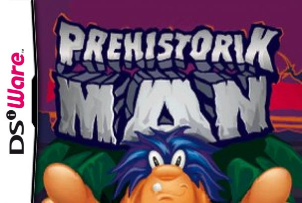 Prehistorik Man Cover Artwork