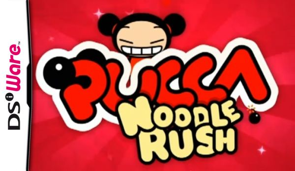 Pucca Noodle Rush Cover Artwork