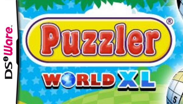 Puzzler World XL Cover Artwork