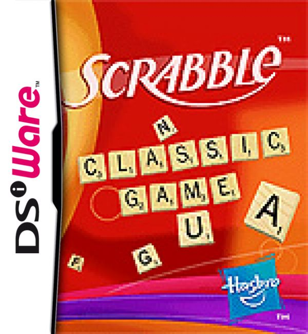 Scrabble Classic Cover Artwork