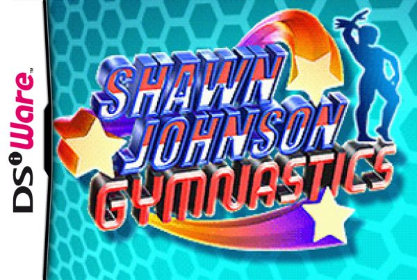 Shawn Johnson Gymnastics Cover Artwork